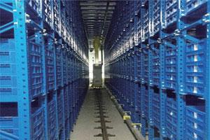 智能仓储管理系统